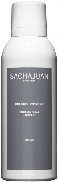 Sachajuan, volume powder, hårpudder, volumen, fylde, hår