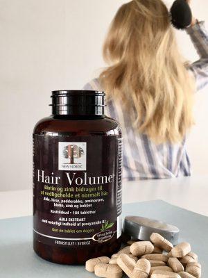piller hår