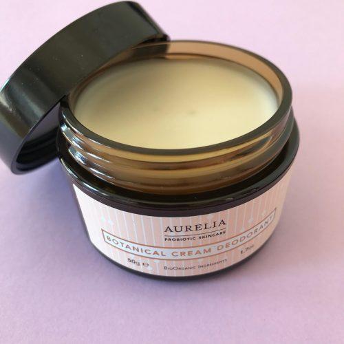 Aurelia, økologisk, hudpleje, probiotisk, naturlig