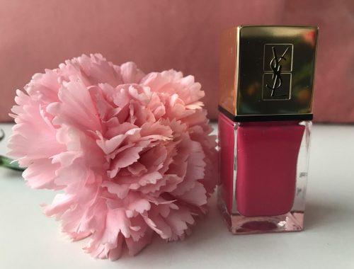 Yves Saint Laurent, neglelak, pink, Rose Renaissance, Illum, YSL