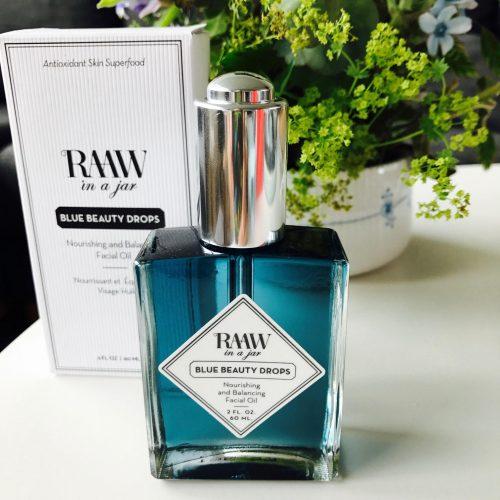 Raaw in a jar, olie, ansigt, sensitiv hud, Danish Beauty Award 2017
