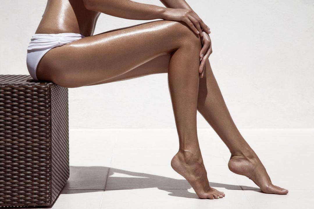 Billedresultat for selvbruner før og efter ben