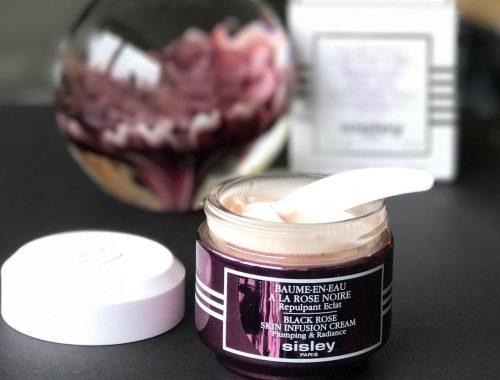 Sisley, hudpleje, creme, Black Rose Skin Infusion Cream, glød, antiage