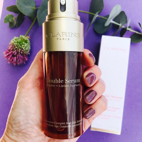 Clarins, Double Serum, hudpleje, serum, booster,