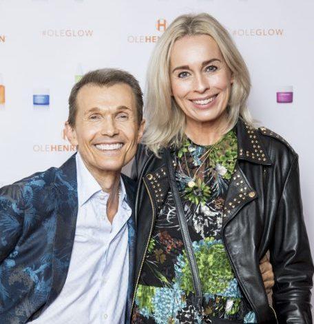 Ole Henriksen, dansk, hudpleje, Transform, blå serie, creme, natgele
