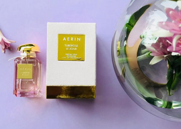 Aerin, Aerin Lauder, parfume, Tuberose, Le Jour, favorit