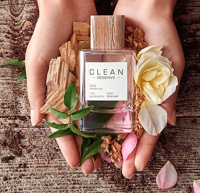 Clean, Clean Reserve, Rose Blonde, parfume, duft,