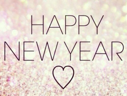 Nytår, 2018, ny, begyndelse, ønsker, mål