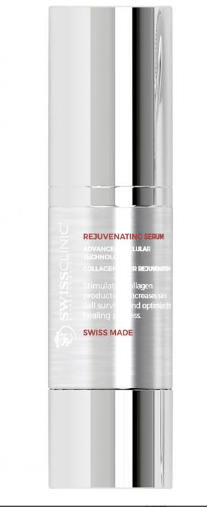 Swiss Clinic, Skin Roller, rulle, nåle, serum, Rejuvenating serum, hud, hudpleje