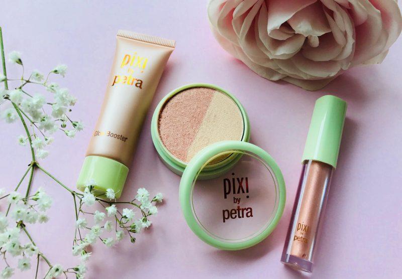 ixi by Petra, Hello Glow, glød, kultmærke, makeup, hud, blush, Illuminator, lipgloss, highlighter