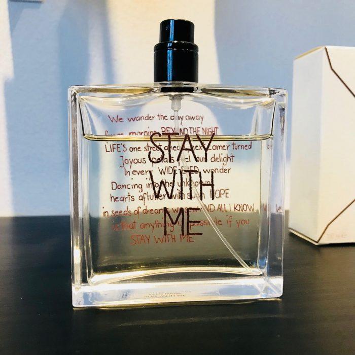 Stay With Me, Liaison de Parfume, parfume, nicheparfume,