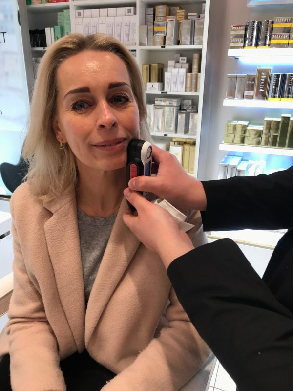 Elizabeth Arden, quick fix, lifting facial, Magasin,