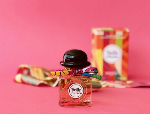 Twilly, d'Hermès, parfume, Hermès, nyhed, sommerduft