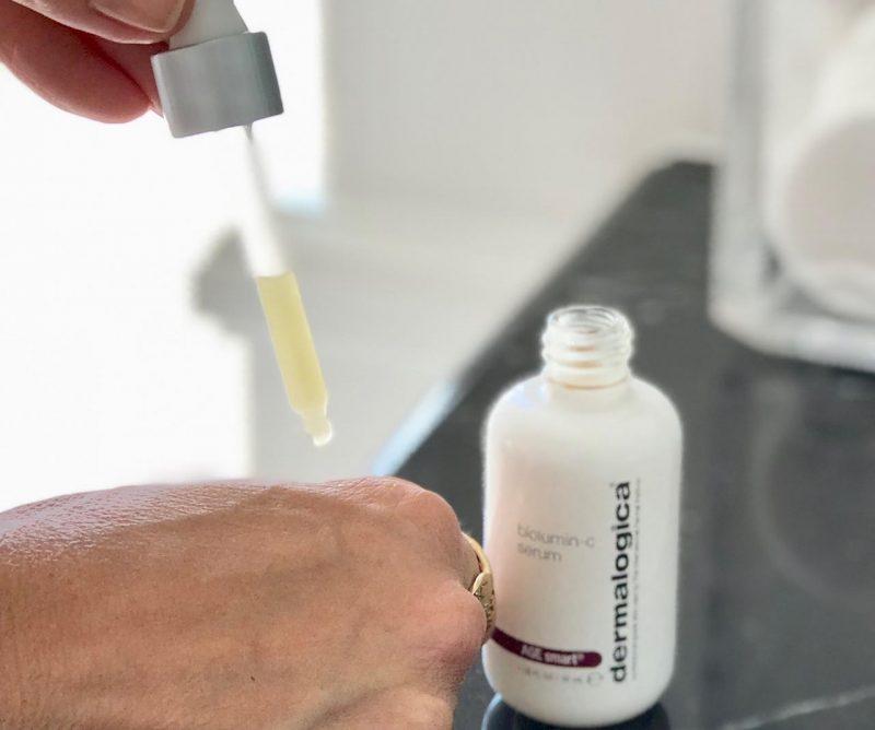 Dermalogica, serum, Biolumin-C Serum, strålende, glød, Vitamin C, hud,