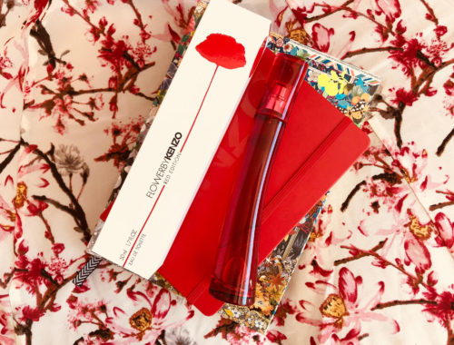 Kenzo, parfume, Red Edition, nyhed, Flower by Kenzo