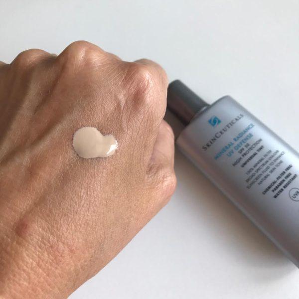 Skinceuticals, Serum, hudpleje, cosmoceutical, C E Feurulic, Mineral Radiance UV Defense, UV