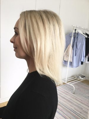 silke til håret