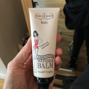 tørre hårspidser
