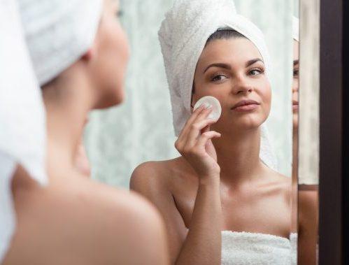 Rigtig god og mild ansigtsrens til sart hud