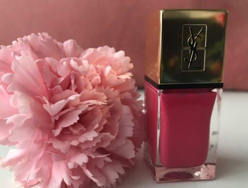 Yves Saint Laurent, neglelak, pink, Rose Renaissance, Illum, YSL