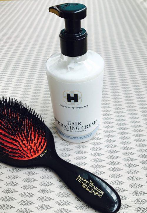 Hår, Hårklinikken, Hair Hydrating Cream, fugt, pleje
