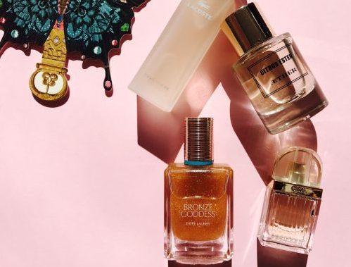Skønne parfumer til sommeren