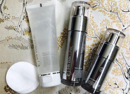 Swiss Clinic, konkurrence, Face Serum, Day Cream, Micellar Cleansing Gel, hudpleje