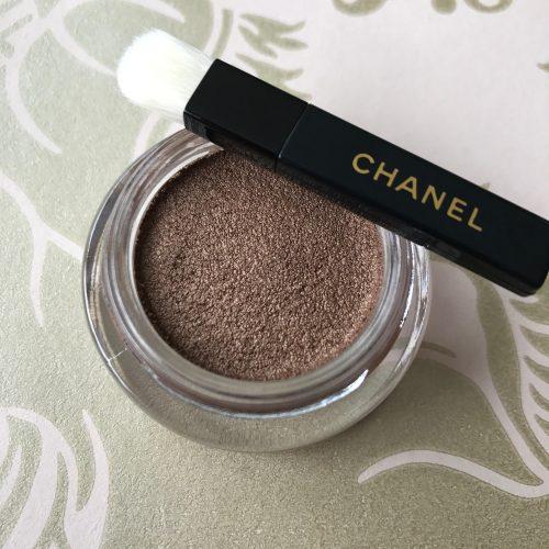 Chanel, efterårslook, Travel Diary, makeup, øjenskygge, læbestift, hud