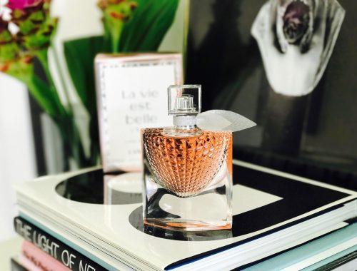 Lancome, Julia Roberts, parfume, Monaco, favorit