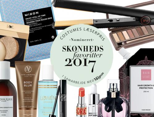 Se årets bedste skønhedsfavoritter i Magasin i dag – og en lille ændring!