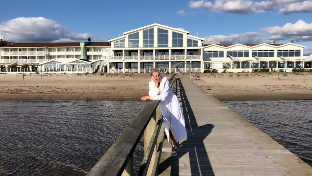 Falkenberg Strandbad, spa, ophold, hotel, Sverige,