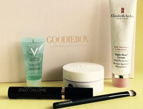 En god sag med Look Good Feel Better og Goodiebox