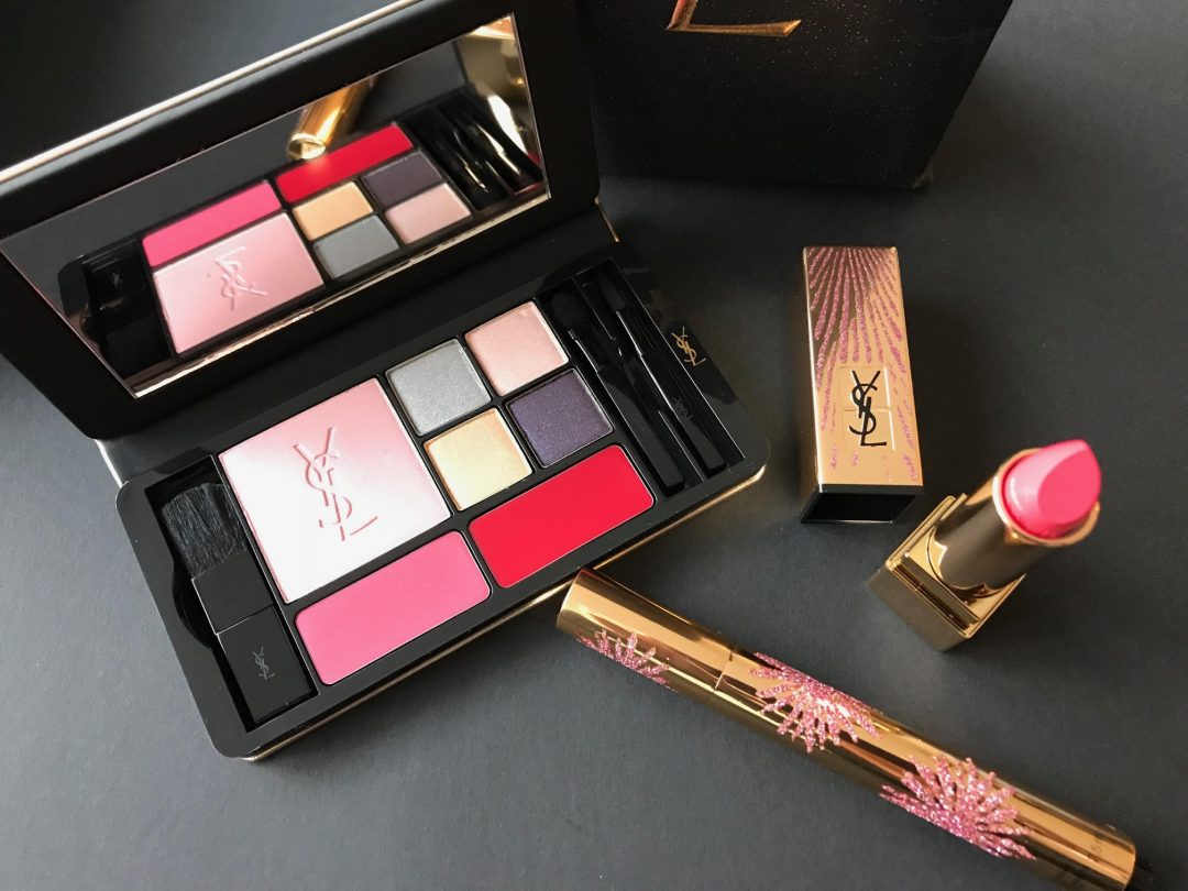 Yves Saint Laurent, læbestift, palette, julekollektion, 2017, Touche Eclat, YSL, parfumer