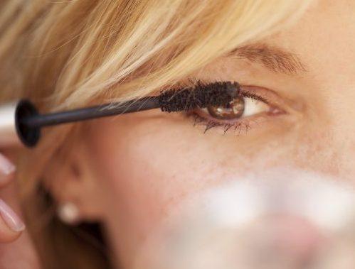 Mascara test – og en vippeforlænger!