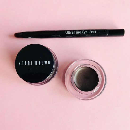 Bobbi Brown, læbestift, eyeliner, pensel, mascara,