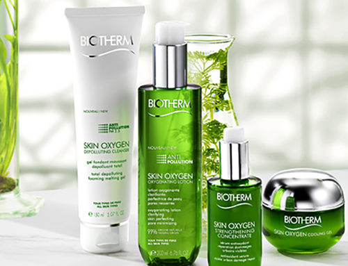 Låge 1 – Skin Oxygen serie fra Biotherm