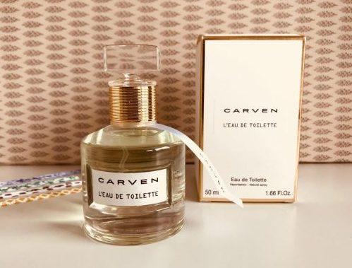 Delikat parfume fra designerhuset Carven