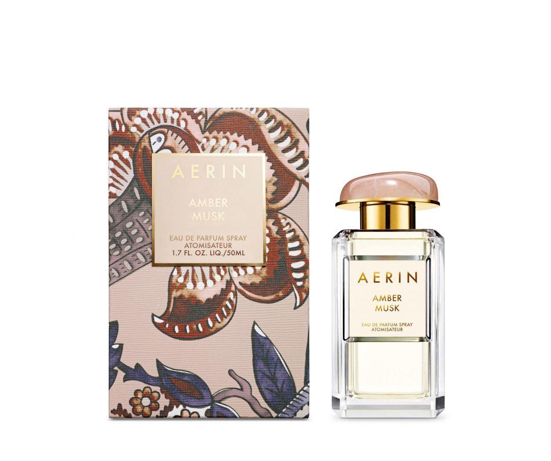 Amber Musk, Aerin, Aerin Lauder, parfume, Estée Lauder