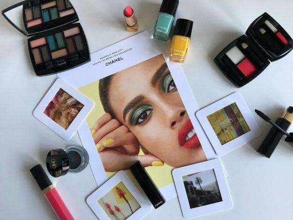 Chanel, forår, makeup, look, 2018, nyheder,