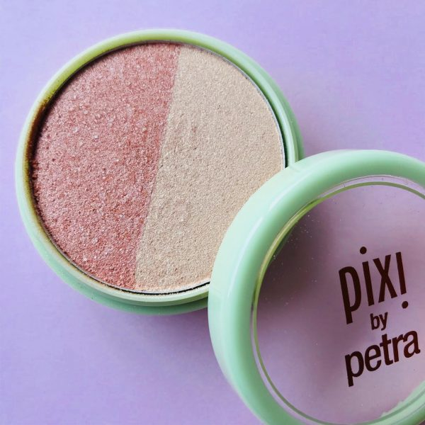 Pixi by Petra, Hello Glow, glød, kultmærke, makeup, hud, blush, Illuminator, lipgloss, highlighter