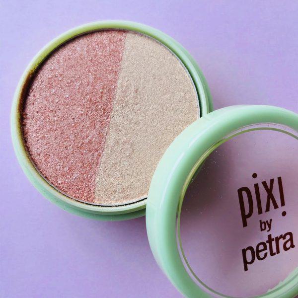 Pixi by Petra, Hello Glow, glød, kultmærke, makeup, hud, blush, Illuminator, lipgloss, highlighter