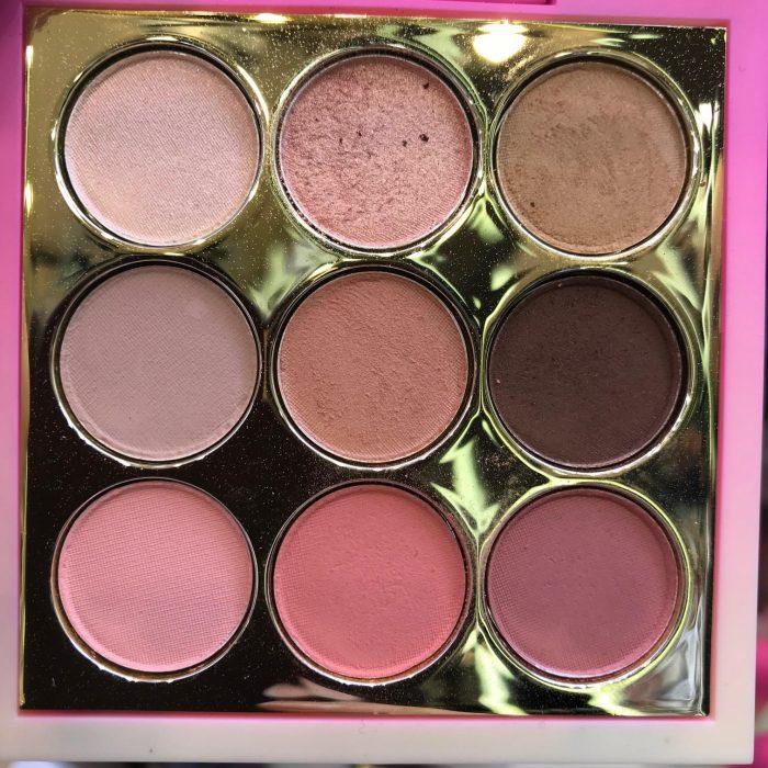 MAC, makeover, lyserød, øjenskygge, guide,