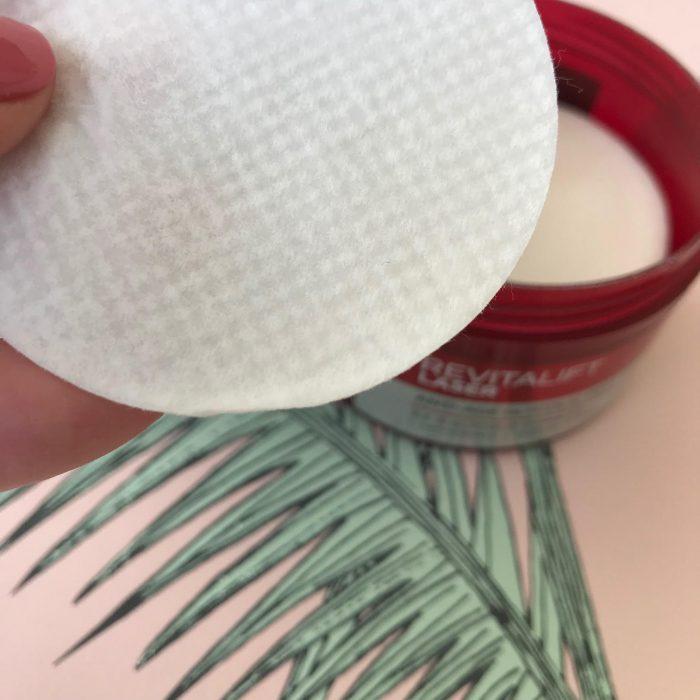Eksfoliering, peeling, pads, Filorga, Revitalift , Neogen,