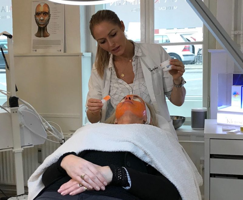 Klereseca, Skin Rejuvenation, lysbehandling, LED, hudpleje, behandling, hudforyngelse