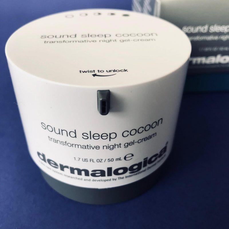 Dermalogica, Sound Sleep Cocoon, konkurrence, ny natcreme,