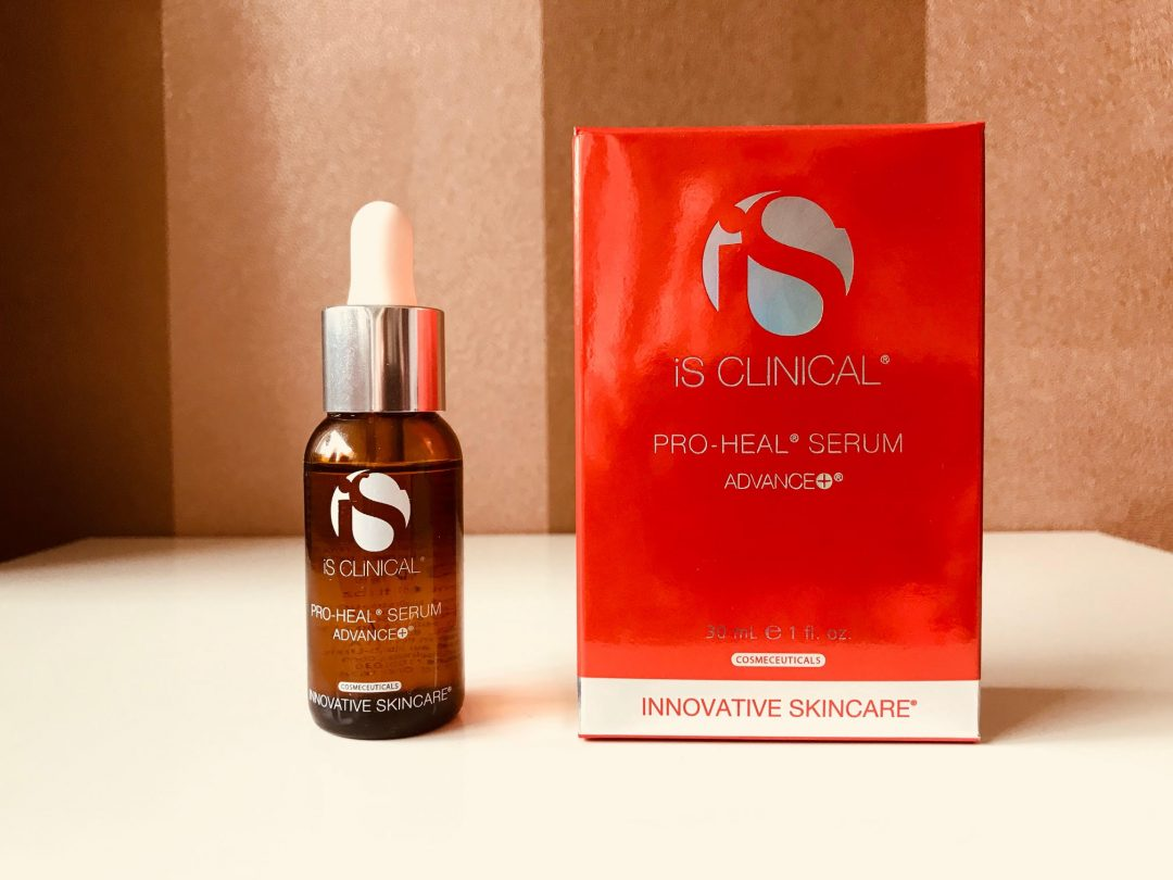 iS Clinical, Pro Heal, serum, redning, hudpleje, beroligende serum