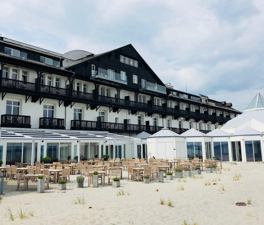 Marienlyst Strandhotel, spa, ophold, massage, weekend, miniferie