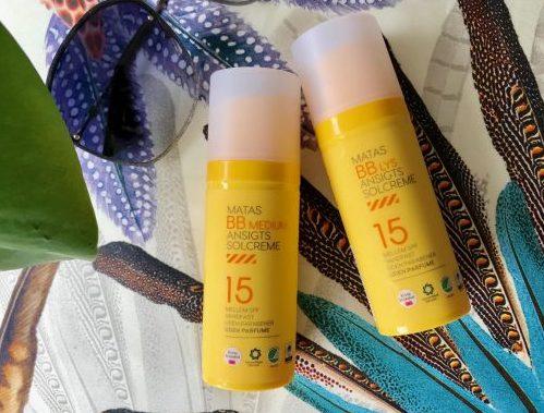 Allergivenlig og svanemærket BB Cream og solcreme i ét