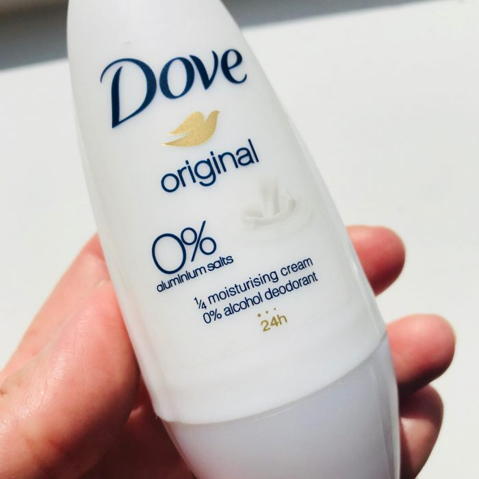 Dove, deodorant, roll-on, aluminium, spray, deo