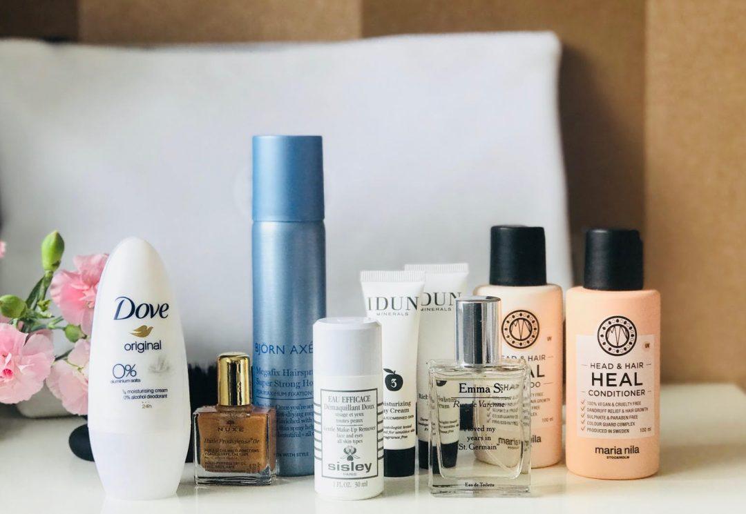rejsefavoritter, Dove, Originial 0%, deodorant, roll-on, aluminiumfri,